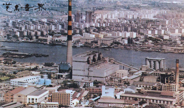 1882年,上海创办了第一家发电厂